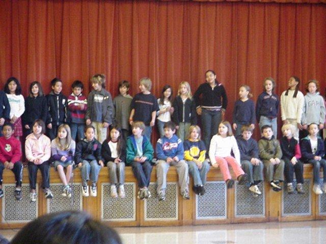richmond elementary school  japanese magnet program